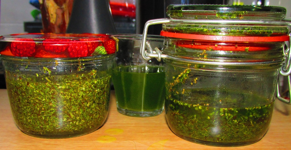 how to make cannabis tincture with glycerin